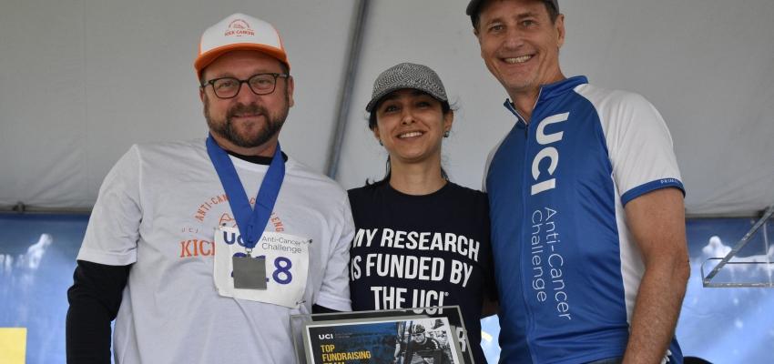 anti-cancer walk awards