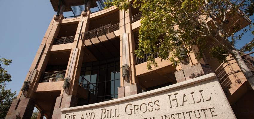 Gross Hall Building