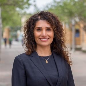 Caroline Pereira, MBA